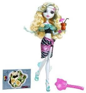 Monster High Skull Shores Lagoona Blue Doll