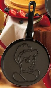 Disney Princess Cinderella Pancake Pan