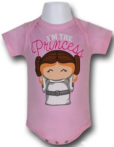 Star Wars Im The Princess Bodysuit