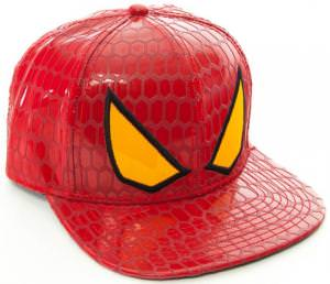 Marvel Spider-Man Glossy Eyes Hat