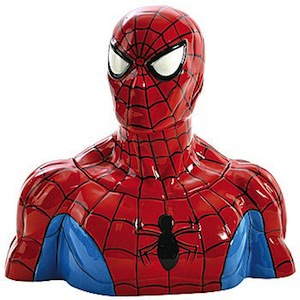 Marvel Spider-Man Cookie Jar