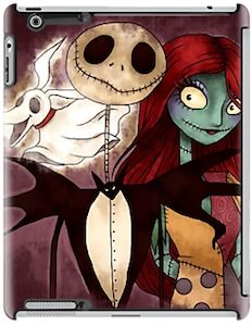 The Nightmare Before Christmas iPad Case