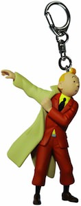 Tintin Key Chain