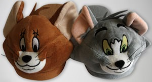 Tom And Jerry Slippers