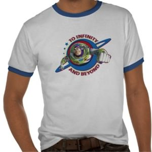 Buzz Lightyear To Infinity and Beyond T-Shirt