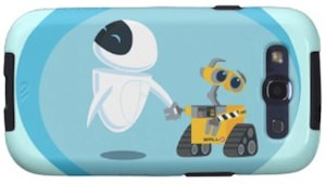 Wall-E And Eve Samsung Galaxy SIII Case