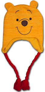 Winnie The Pooh Laplander Hat