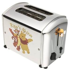 Disney Winnie The Pooh Toaster