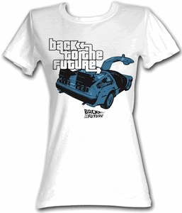 Women's Back To The Future T-Shirt