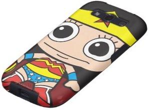 Wonder Woman Samsung Galaxy S3 case