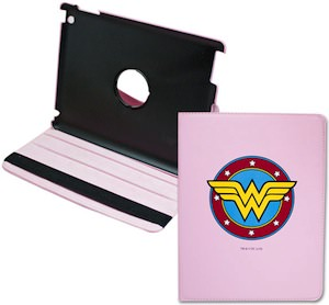 Wonder Woman Pink iPad Case