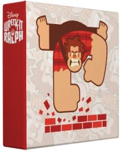 Disney Wreck It Ralph Binder