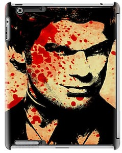 Dexter iPad Case