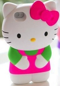 3D Hello Kitty iPhone 4S Case