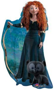 Brave Merida Mylar Balloon