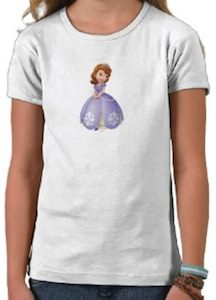 Sofia The First T-Shirt