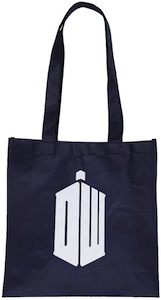 Doctor Who Keep Calm I Am The Doctor Tote Bag