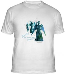 Beware Weeping angels t-shirt