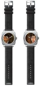 Doctor Who Lenticular Regeneration Watch
