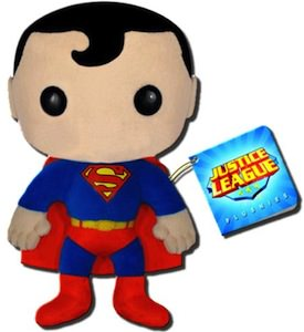 Superman Justice League Plush