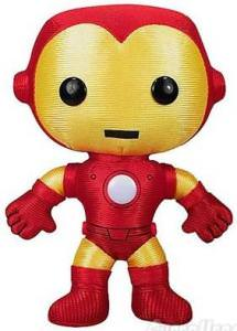 Iron Man Marvel Plush