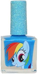 My Little Pony Rainbow Dash Nail Polish