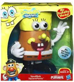 Spongebob squarepants Mr. Potato Head