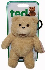 Ted Talking Bag Clip