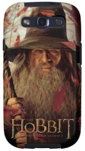The Hobbit Gandalf Samsung Galaxy SIII Case