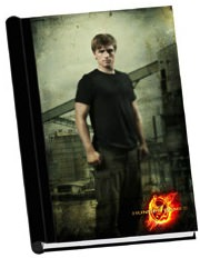 The Hunger Games Peeta Journal