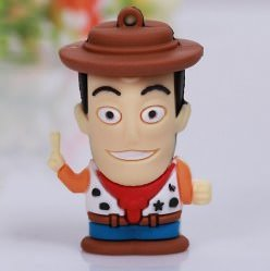Woody the cowboy as USB flash drive