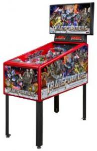 Transformers Pin Pinball Machine