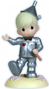 Precious Moments Tin Man Figurine