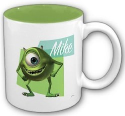 Monsters University Mike Wazowski Mug