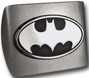 Batman Logo Hitch Cover