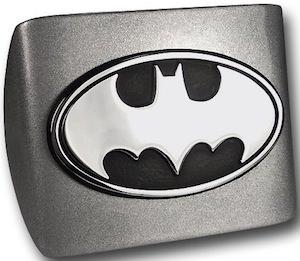 Batman Logo Hitch Cover