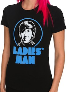 Howard Wolowitz Ladies Man T-Shirt