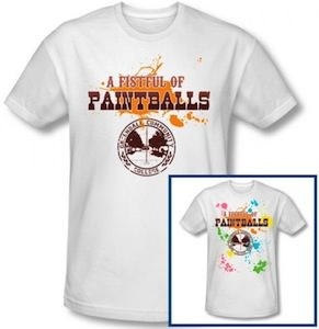 Community Fistful Of Paintballs T-Shirt