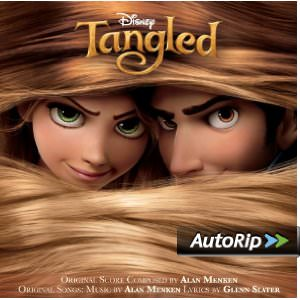 Disney Tangled Soundtrack