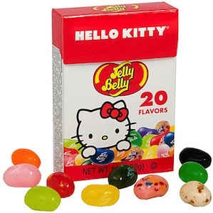 Hello Kitty Jelly Belly party favours