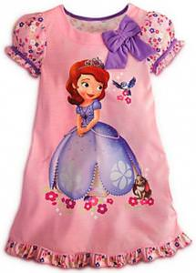 Disney Princess Sofia The first Nightgown