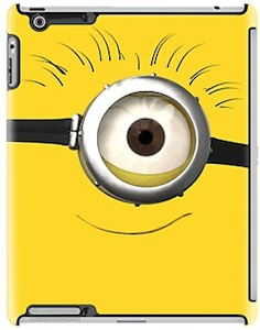 Despicable Me Minion iPad Case