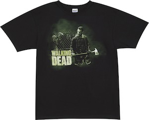 The Walking Dead T-Shirt with Rick Grimes