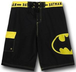 DC Comics Batman Board Shorts