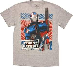 Iron Man 3 T-Shirt