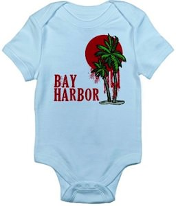 Dexter Bay Harbor butcher  Bodysuit