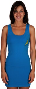 Star Trek Science Officer Tank Dress