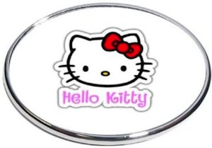 Hello Kitty trailer Hitch Cover