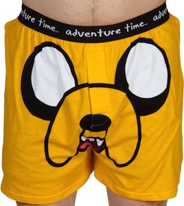 Adventure Time Jake Boxers Shorts