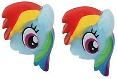 My Little Pony Earring of Rainbow Dash